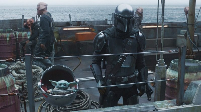 The Mandalorian Chapter 11 featured