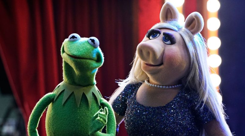 The Muppets Kermit the Frog Miss Piggy featured