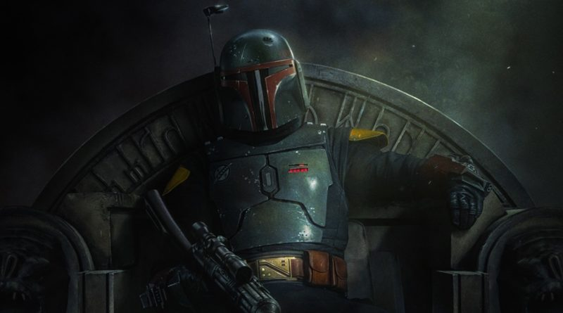 The book of Boba fett poster Star Wars featured