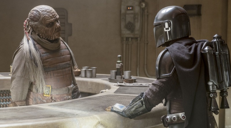 The Mandalorian Chapter 9 Featured