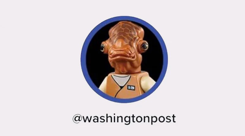 LEGO Star Wars TikTok avatar