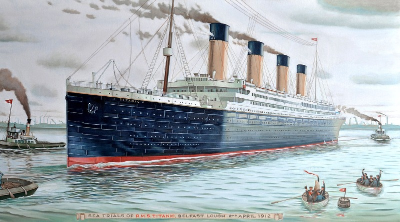 Titanic Featured
