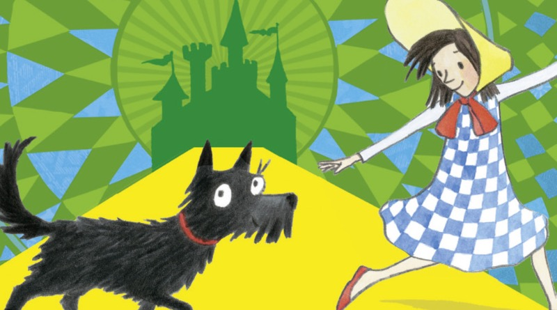 Toto The Dog Gone Amazing Story Of The Wizard Of Oz Cover Featured