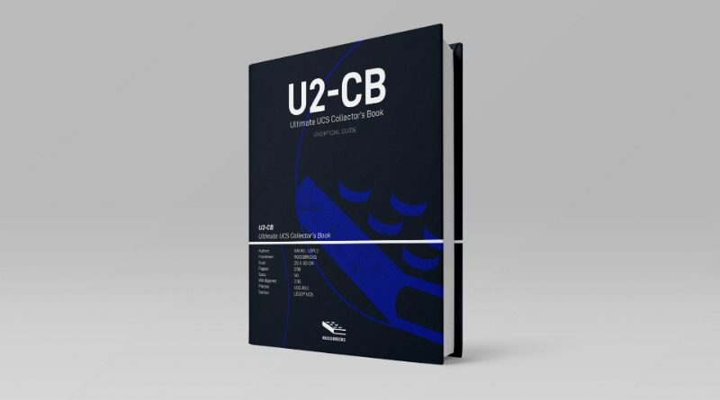 LEGO U2-CB Ultimate UCS Collector's Book review