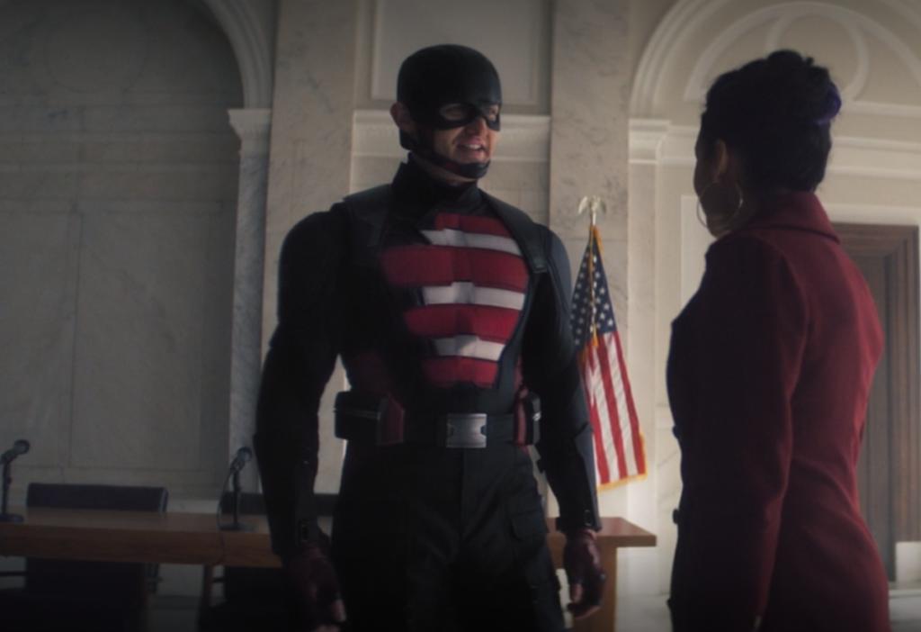 အမေရိကန်ကိုယ်စားလှယ် Marvel အဆိုပါစွန်ငှက်နှင့်ဆောင်းရာသီ Soldier