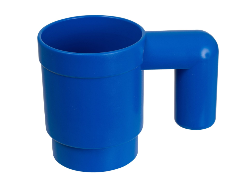 Upscaled mug