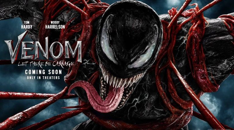 Venom Let There Be Carnage poster featured
