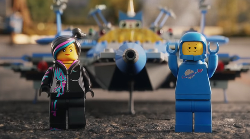 WalMart The LEGO Movie Ad Featured 800 445