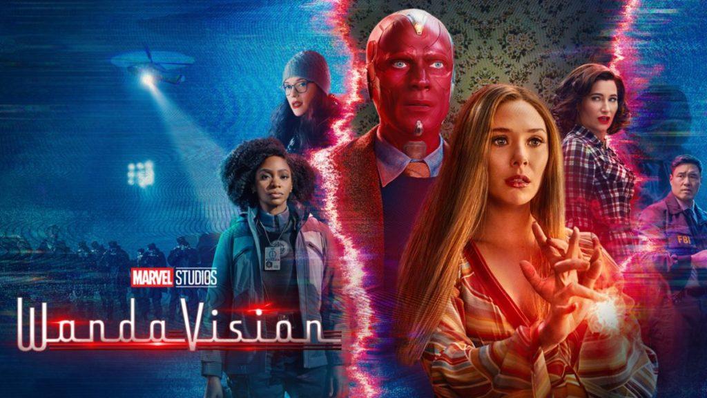 Wandavision poster landscape