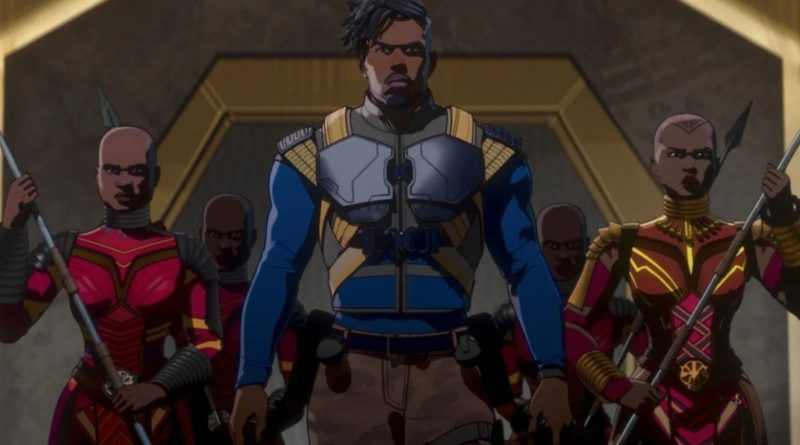 What If Marvel Killmonger featured