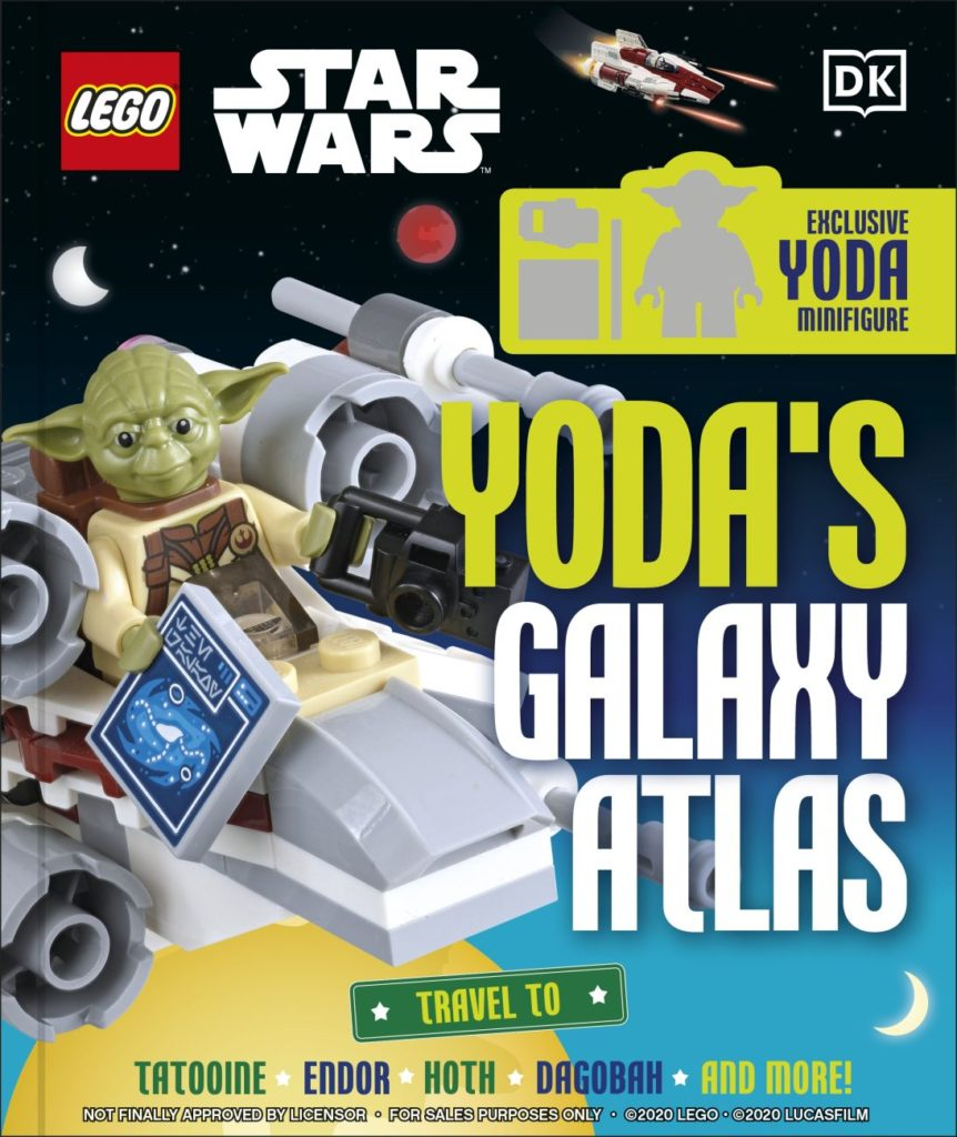Yodas Galaxy Atlas cover