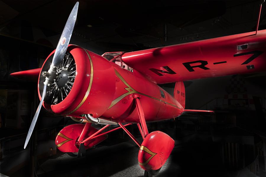 Amelia Earhart Plane