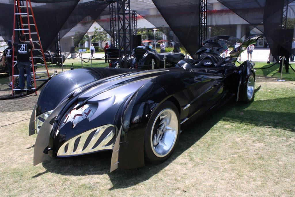 batman and robin batmobile george clooney