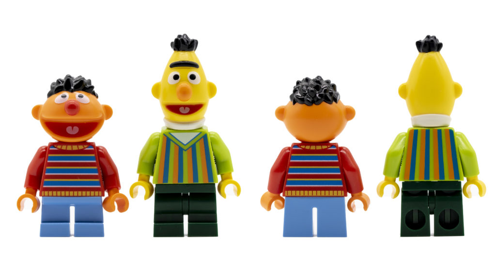 Bert And Ernie MF 1