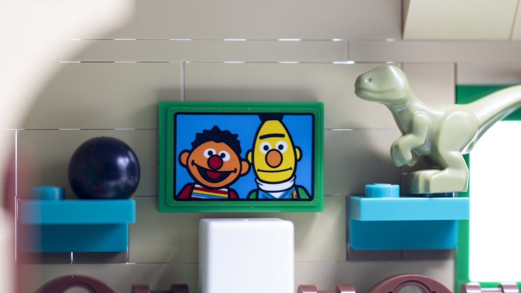 Bert And Ernie Photo