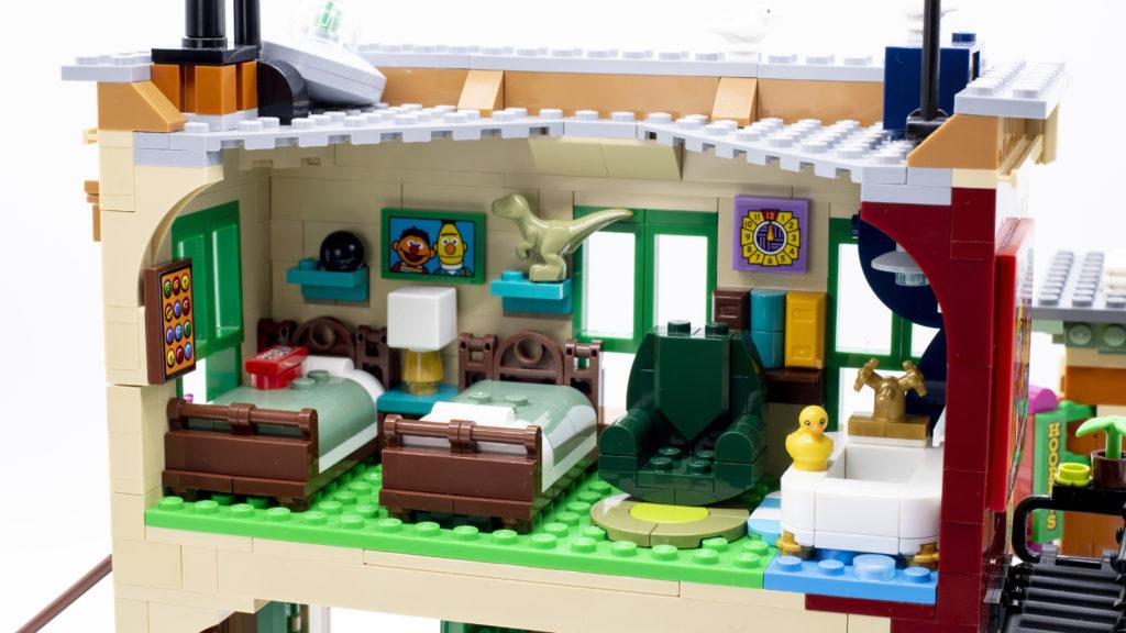 Bert And Ernie Room