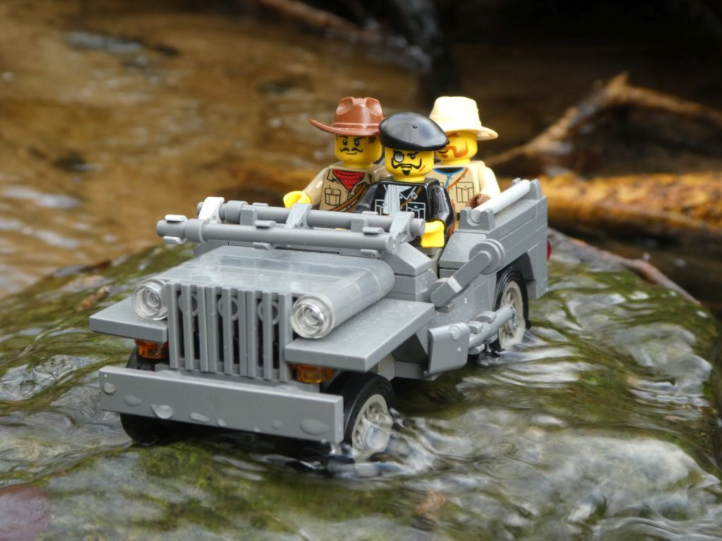 Brick Pic Of The Day Adventurers
