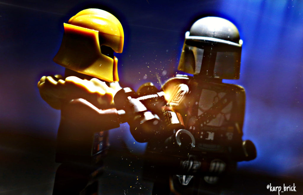 Brick Pic Of The Day Armorer