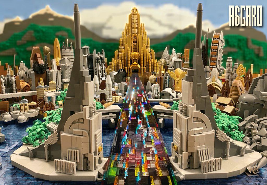 Brick Pic Of The Day Asgard