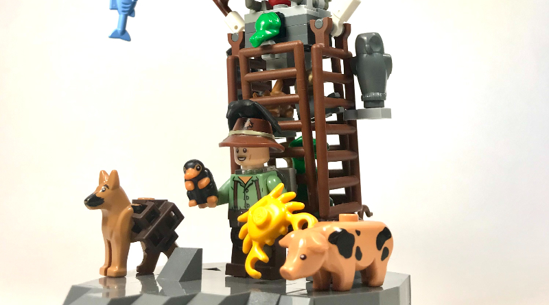 Brick Pic Of The Day Beastmaster Featured