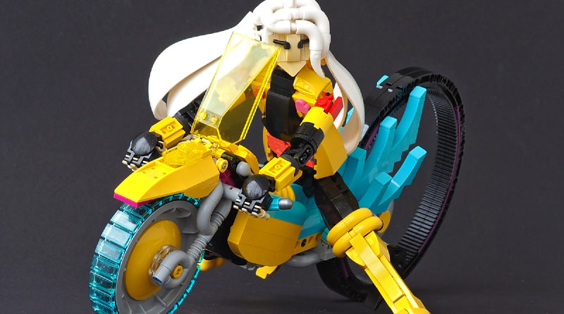 brick pic of the day futuristic racing featured