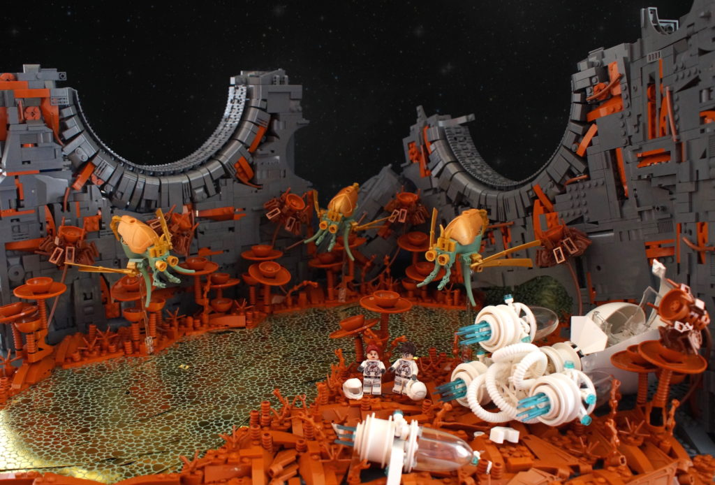 Brick Pic Of The Day Marooned