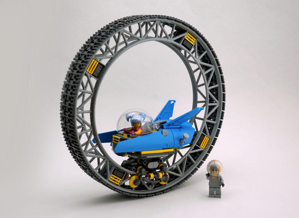 Brick Pic Of The Day Monowheel