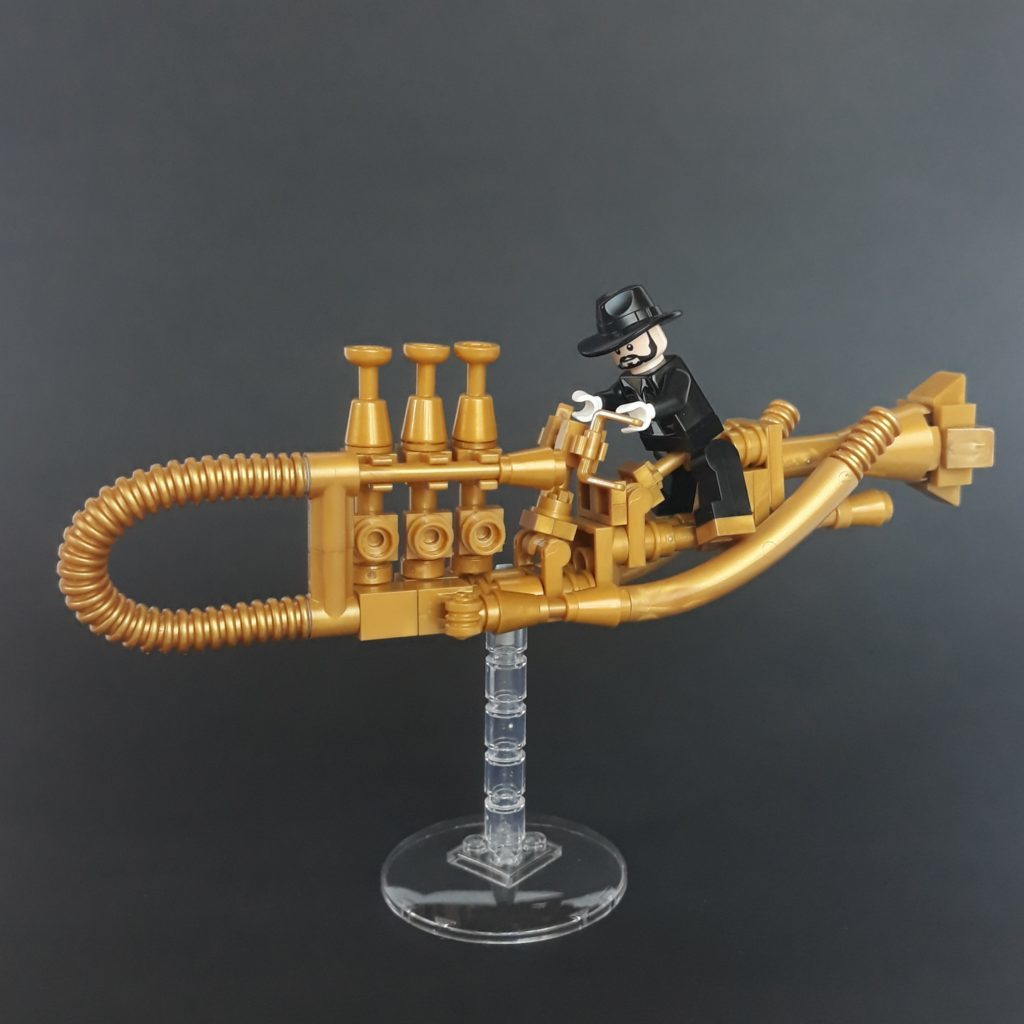 Brick Pic Of The Day Musical Speeder 1024x1024