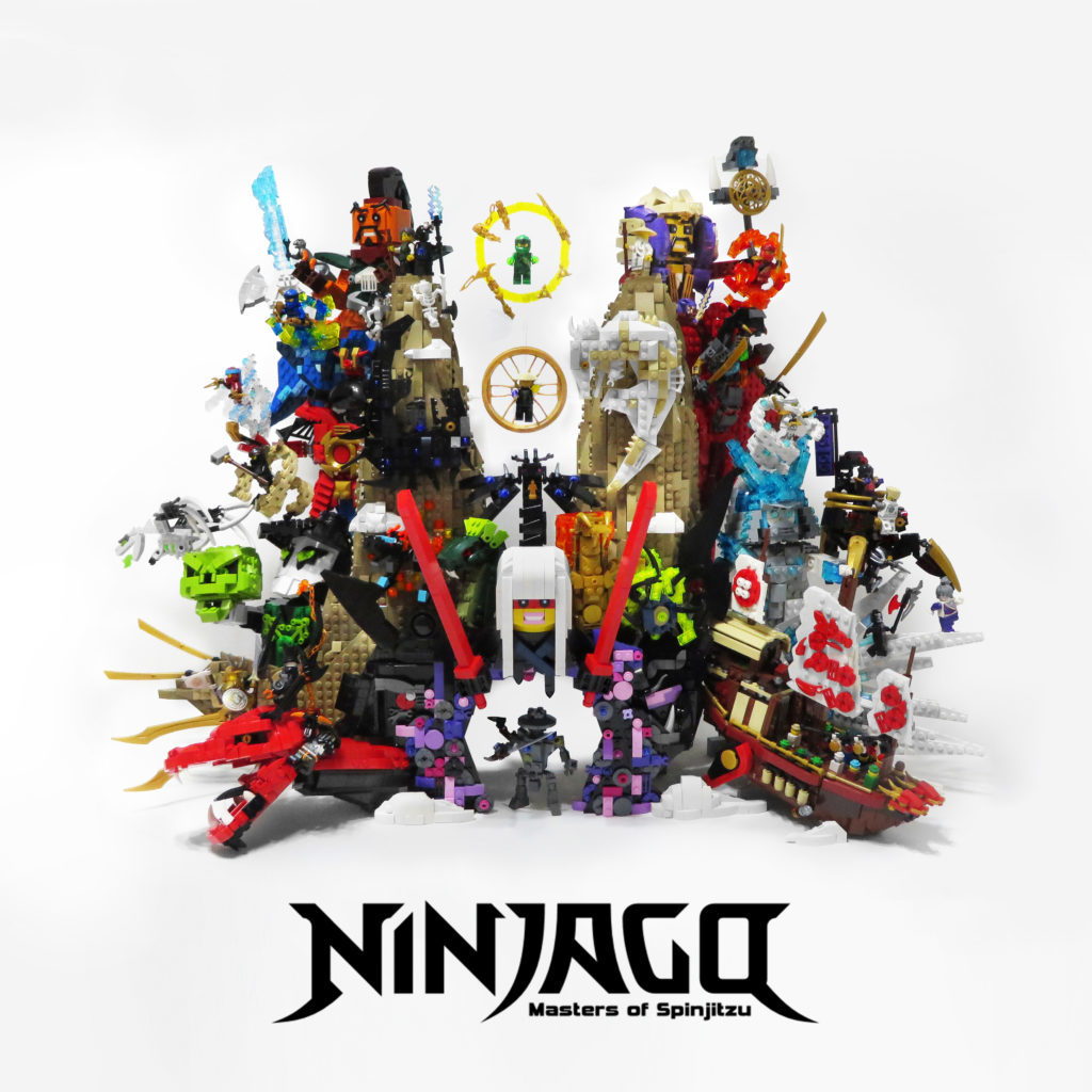 Brick Pic Of The Day Ninjago 1024x1024