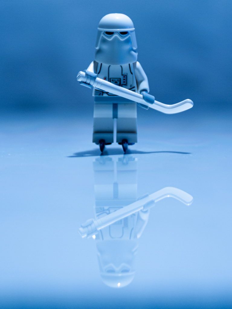 Brick Pic Of The Day On The Ice Full