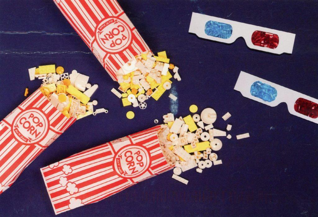 Brick Pic Of The Day Popcorn