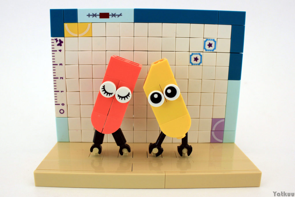 Brick Pic Of The Day Snipperclips