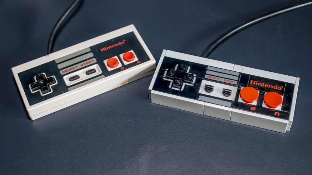Controlers Side By Side