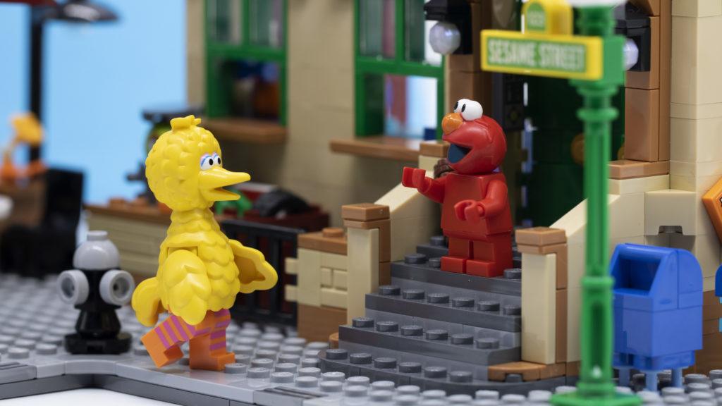 Elmo And Big Bird 1
