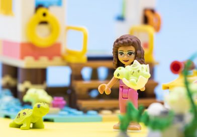 LEGO Friends 41376 Turtles Rescue Mission review