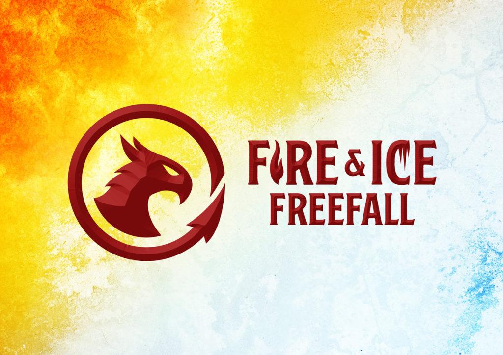 fire and ice freefall legoland windsor mythica