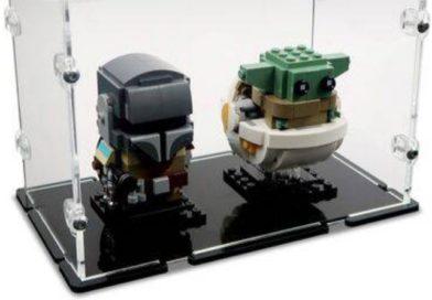Free LEGO BrickHeadz display case at iDisplayit – Black Friday deals