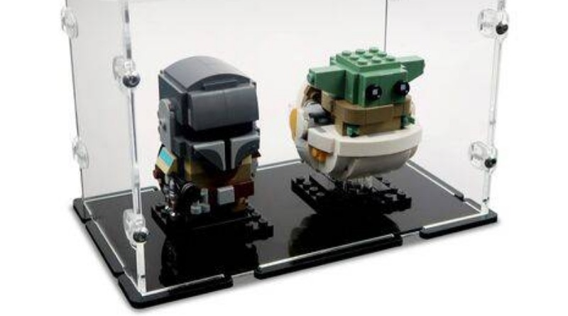 IDisplayit BrickHeadz Case Featured