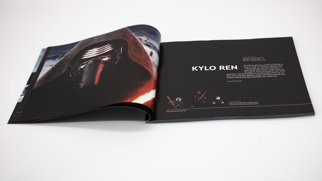 Kyloe Ren Instructions