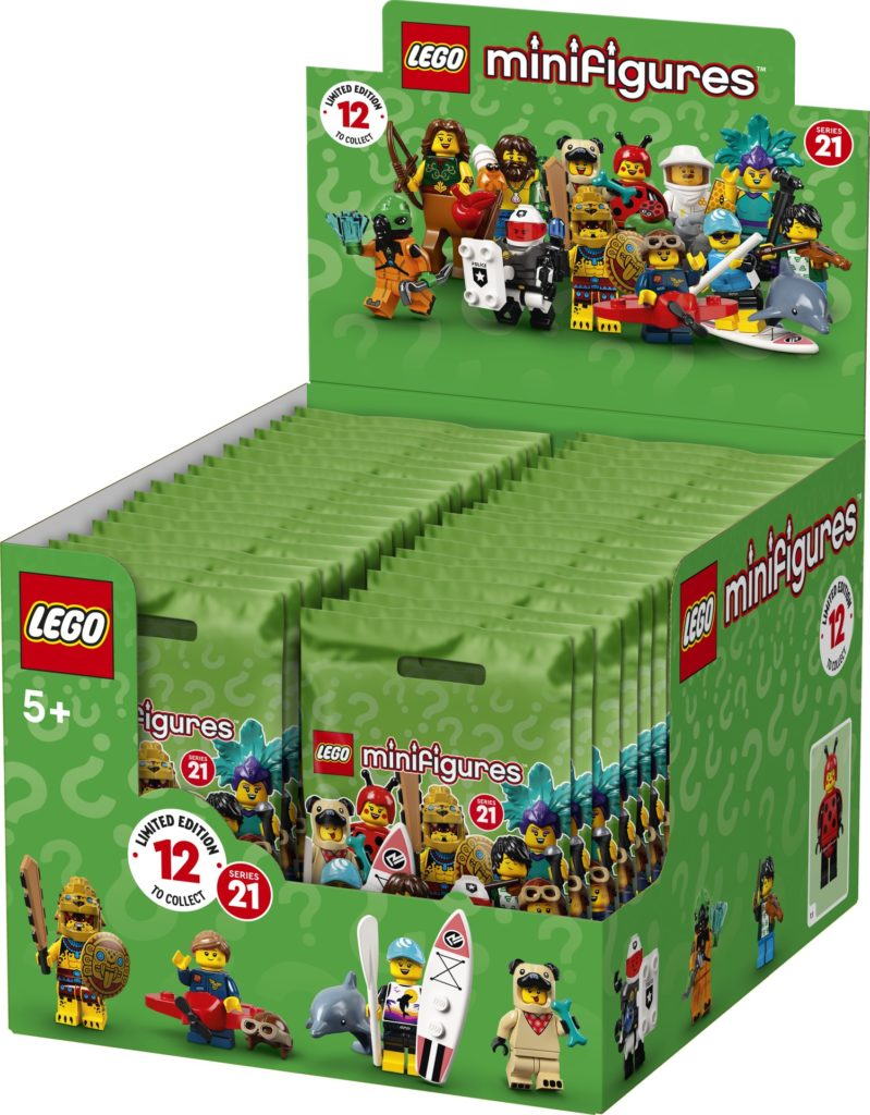 Lego 71029 Cmf Series 21 2