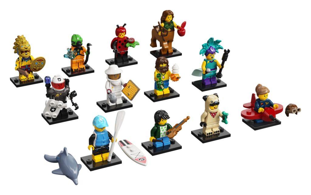 Lego 71029 Cmf Series 21 4