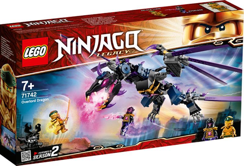 Lego 71742 Ninjago Overlord Dragon 1