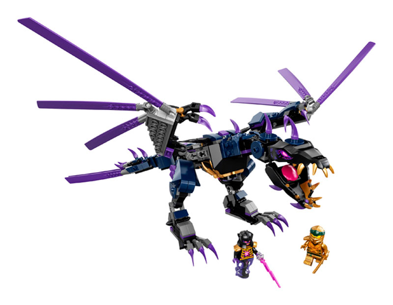 Lego 71742 Ninjago Overlord Dragon 3