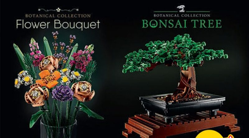 lego catalogue botanical collection featured