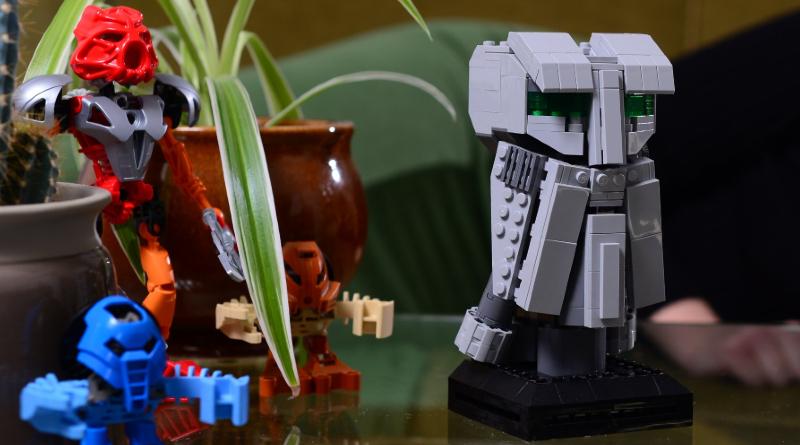 Lego Designer 20th Anniversary Bionicle Tribute Featured