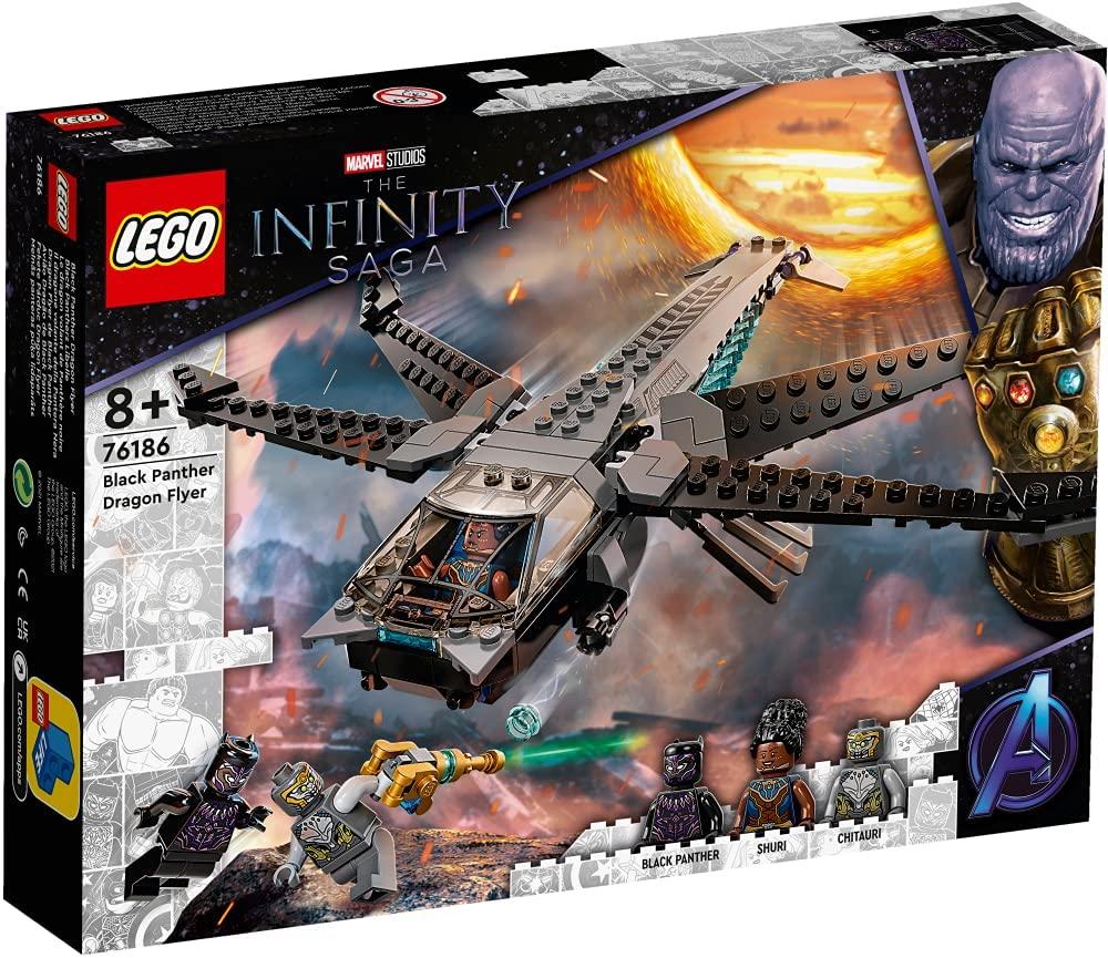 lego marvel 76186 black panther dragon flyer 0
