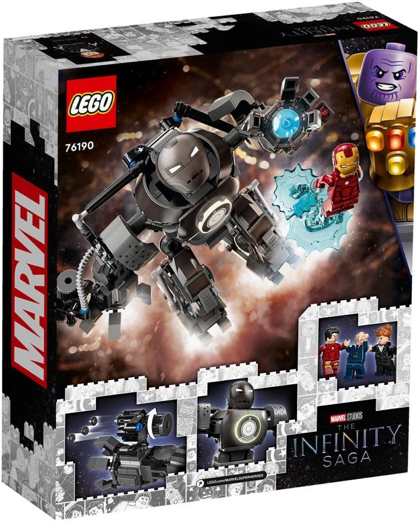 lego marvel 76190 iron man iron monger mayhem 3