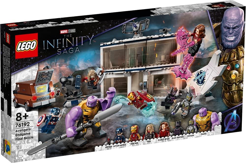 lego marvel 76192 avengers endgame final battle 1