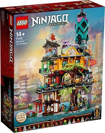 Lego Ninjago 71741 Ninjago City Gardens Certified Store 7