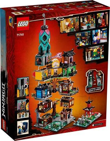 Lego Ninjago 71741 Ninjago City Gardens Certified Store8